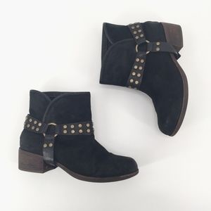 UGG Darling Harness Heeled Ankle Booties